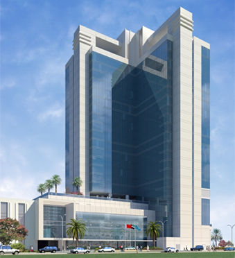 Business bay hotel project-phase 2